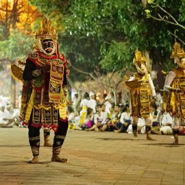 The Story Behind the Telek Dance from Jumpai Village, Klungkung Regency
