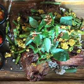 Duck Timbungan: The Typical Lunch Menu in Badung Regency