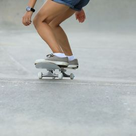 Show Up Your Skill on Motion Skatepark