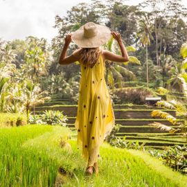 Green Tourism Development Concept on the Island of Bali