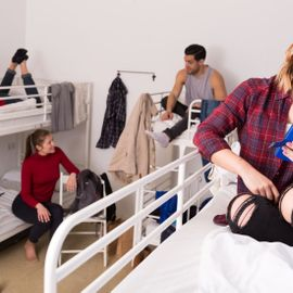 A Guide to be Comfortable at Dorm Hostel