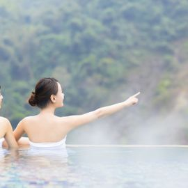4 of the Most Favorite Hot Springs in Bali
