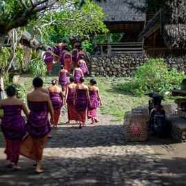 Reflecting the Wheel of Life through Usaba Sambah at Tenganan Pegringsingan