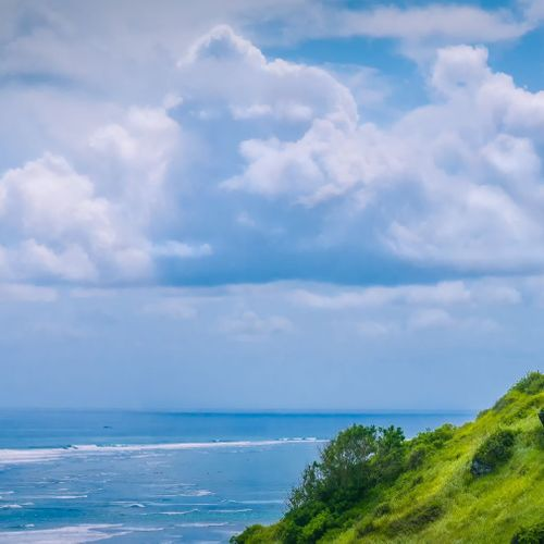 Gunung Payung Beach, A Hidden Destination to Enjoy the Natural Enchantment