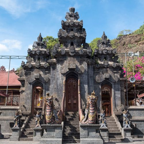 History Behind the Beauty of Pulaki Temple