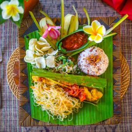 4 Concept of a Special Archipelago Restaurant in Jembrana