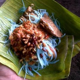Mie Koples Culinary Special Cuisine Klungkung