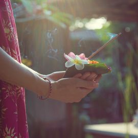 Ida Ratu Niang Sakti, the Generous Goddess