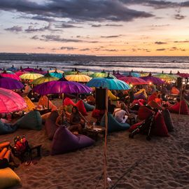 Kuta Nightlife, the Sparkling Exotic Night and Day