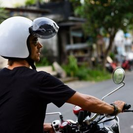 Tips for Riding a Motorcycle While in Bali