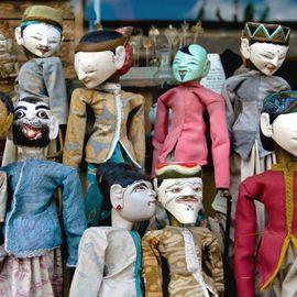 Enjoy The Awesome Art Collection at Setia Darma House of Mask and Puppets