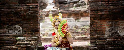 Ngekeb Ritual: Preparatory Procession Towards a Wedding in Bali