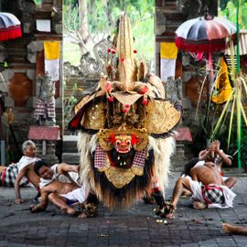 Various Types of Barong, The Ancient Traditional Balinese Dance