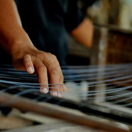 Endek Woven Fabrics, The Balinese Artwork with Historical and Cultural Value