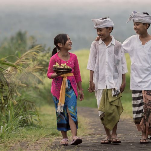 3 Exciting Traditional Games from Bali