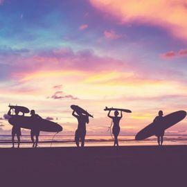 Balian Beach, the Best Surfing Spot in Tabanan Regency