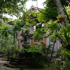 See the Amazing Collection of Artwork at the Agung Rai Museum of Art