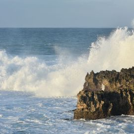 Capturing the Waterblow Phenomenon on Karangdadi Beach