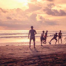 Spending Afternoon Time at Pasut Tabanan Beach