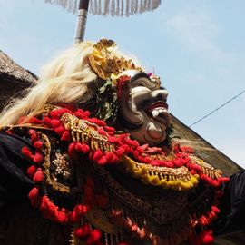Sidakarya Mask Dance, It Starts from a Thrilling Story