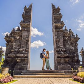 The Most Romantic Place for Valentine's Day in Bali