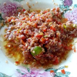 The Spicy Yet Tasty Sambal Embe