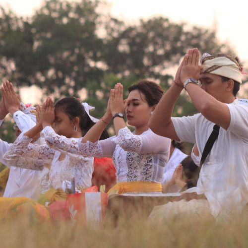 List of Holy Days Celebrated by Hindu-Balinese