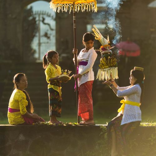 The Uniqueness of Balinese Traditional Clothing