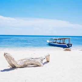 Gili Putih Island Sumberkima, a Stretch of Sand in the Middle of the North Bali Sea