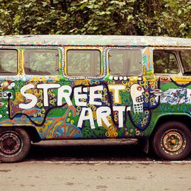 Murals in Canggu, The Creative Expressions of Tourist Areas