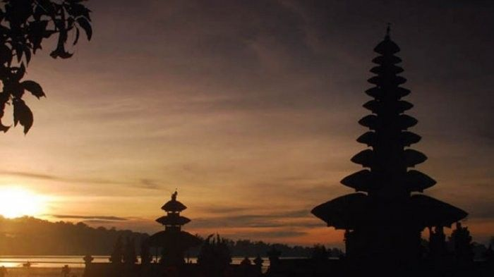 What did the Balinese do on Nyepi?