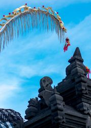 A Series of Ceremonies During the Kuningan Holiday in Bali