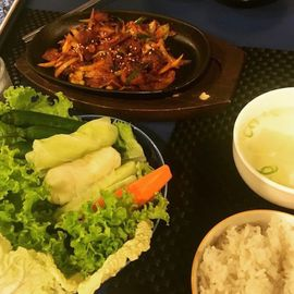 Delicious and Famous recommendation for Korean Restaurant Bali