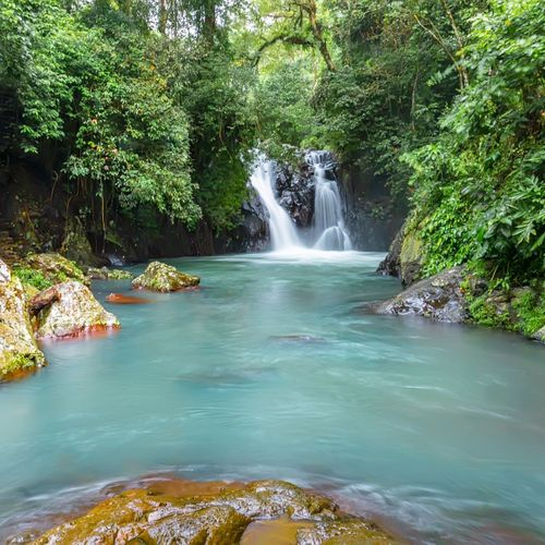 Kroya Waterfall, Challenging Nature Destination in North Bali