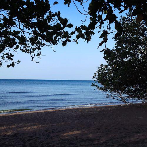 Relaxing Afternoon at Tangguwisia Beach