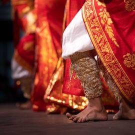 Symbol of Love's Journey, Balinese Cendrawasih Dance