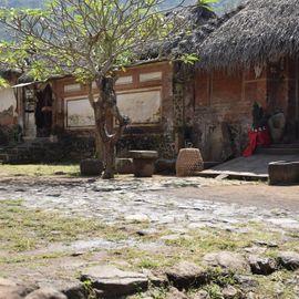 Tenganan Pegringsingan Village