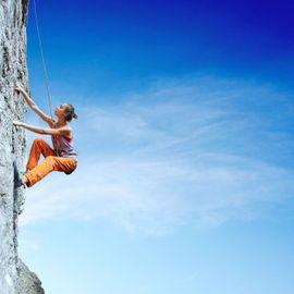 Challenging Rock Climbing Spot in Songan Kintamani