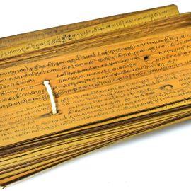 The Fun of Learning Balinese Script at the Karangasem Lontar Library Museum