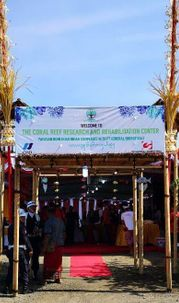 Commit to Caring the Earth Held in Inauguration of Bumi Hijau Indah Foundation