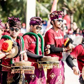 Getting to Know the Balinese Gamelan, Baleganjur