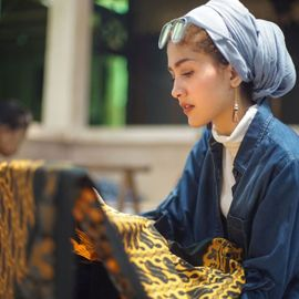 Learn to Make Batik in the Tohpati Cultural Village