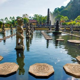 Tirta Gangga Water Palace, A Royal Heritage of Karangasem
