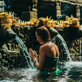 Get Yourself Purified at Tirta Empul Temple