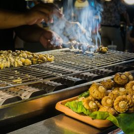 Sate Kakul, a Unique and Delicious Culinary in Ubud