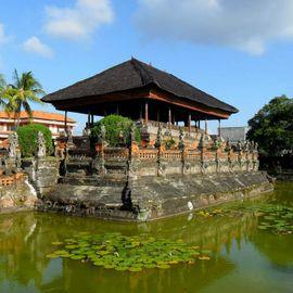 Tracing The Footprint of Klungkung Kingdom at Kerta Gosa