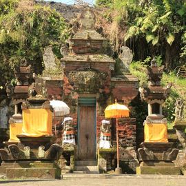 Pura Keraban Langit, A Holy Temple with Full of Myths