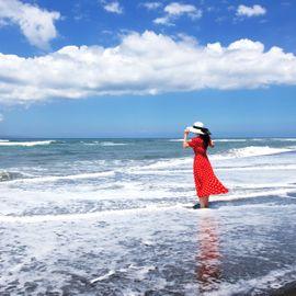 Tangtu Beach: A Good Spot for Photo Hunters