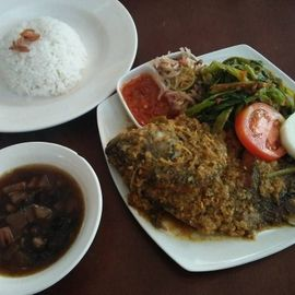 Mujair Nyat Nyat Kintamani, a Spicy Dish with Traditional Balinese Spices