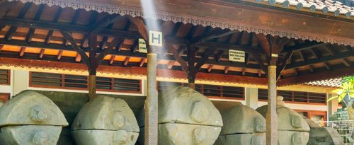 Take a Peek at the Archaeological Collection of the Gedong Archaeological Museum